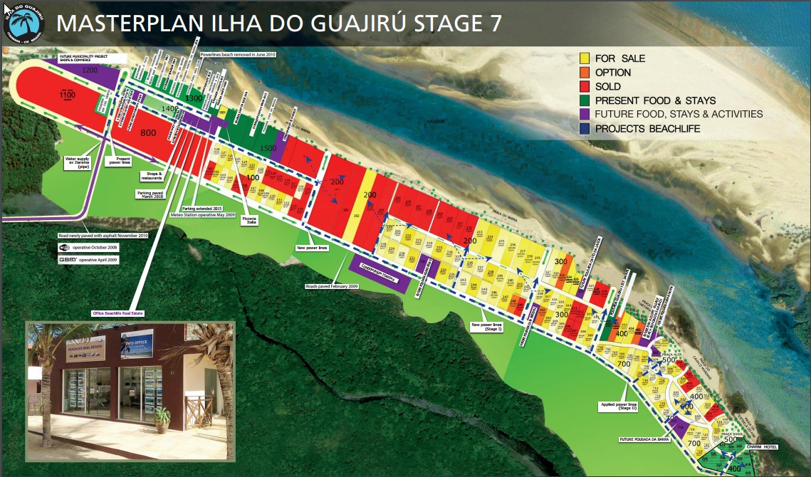 Click to visit the Masterplan of Ilha do Guajiru!